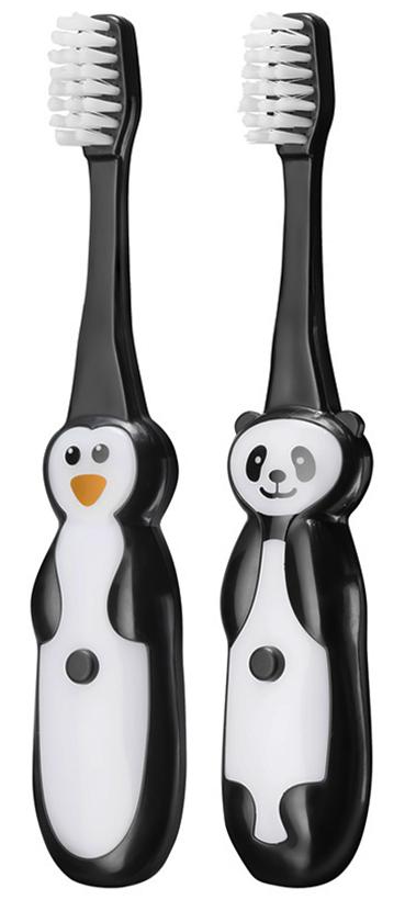 Dr Scott szczoteczka PINGWIN / PANDA z minutnikiem