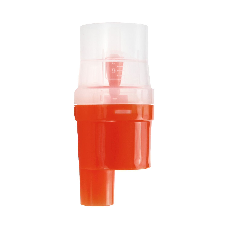 Rozpylacz na lek do nebulizatorów pneumatycznych