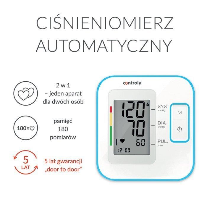 Ciśnieniomierz automatyczny